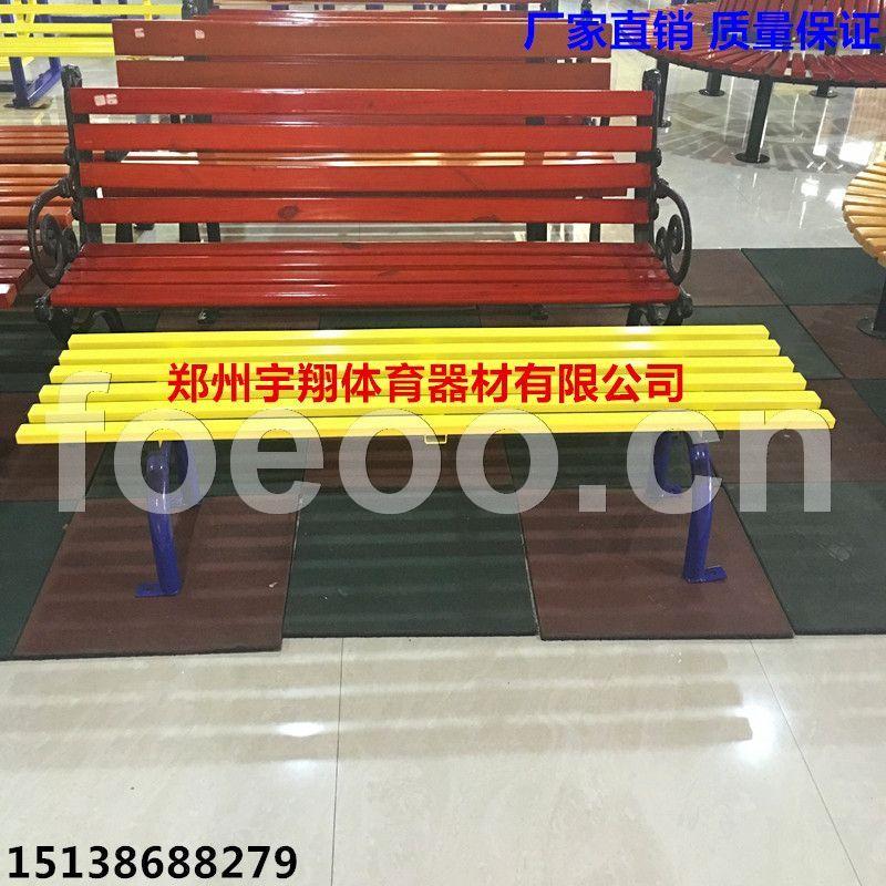 平面钢管椅