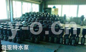 品�|款不�P�立式多��x心泵QDL食品泵�l生安全