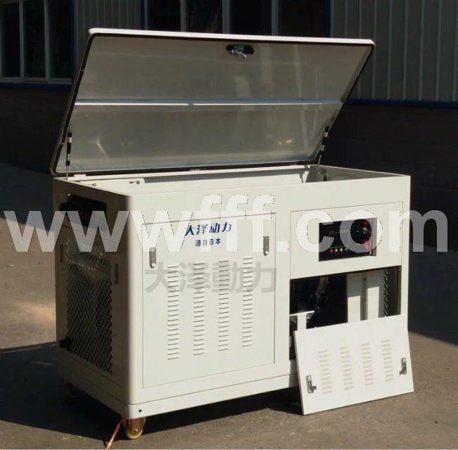 大泽40千瓦静音汽油发电机