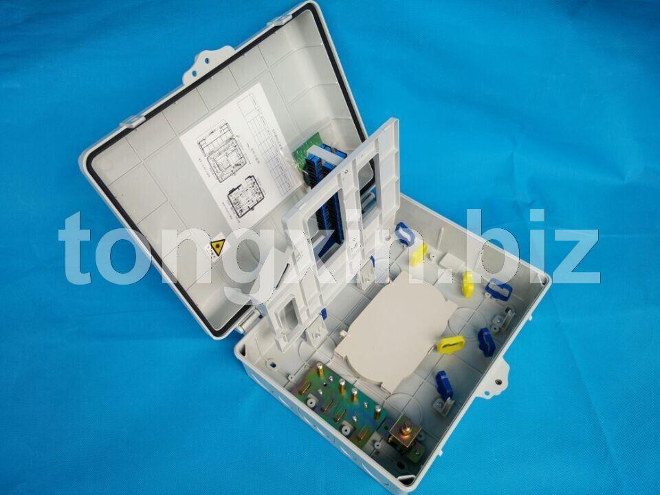 24芯光纤楼道箱