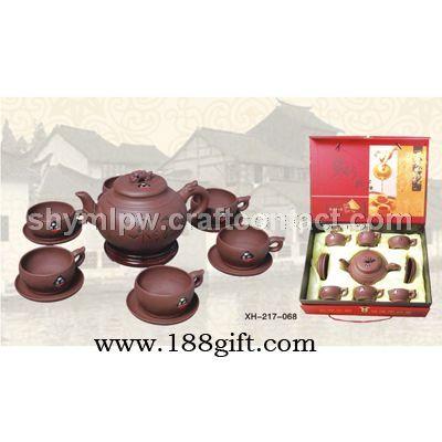 紫砂茶具礼盒