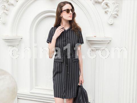 OL職業襯衫裙