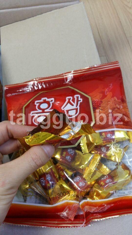 韓國紅參糖