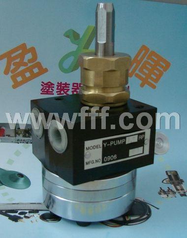 1.5cc油漆齿轮泵