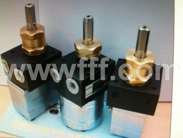 6cc方形水性油漆齿轮泵