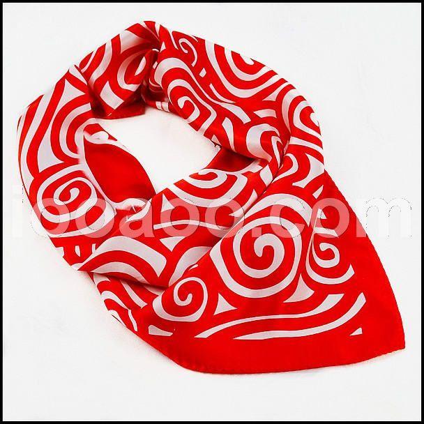 深圳印花丝巾围巾订制-深圳银行围巾丝巾批发-深圳空姐丝巾订制