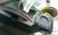 适配依爱孵化机翻蛋蜗轮蜗杆组件