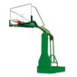 篮球架厂家 学校移动式球架 户外平箱仿液压篮球架 体育器材
