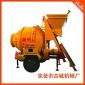 JZC350A�F形反�D出料混凝土��拌�C