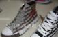 2012年韩版时尚优质三次硫化帆布鞋休闲鞋 外贸库存鞋D068
