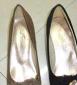 【鸿通鞋业】低价供应外贸时尚时装女单鞋 外贸休闲鞋库存鞋 D242
