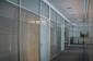 供应晒报价==上海双层玻璃隔断《8公分墙体厚度》成品玻璃隔断