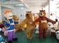 上海卡通人偶服装熊出没熊大