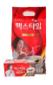 韩国新麦斯炭原味三合一语儿泉茶业